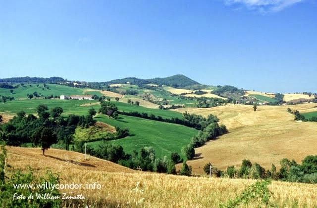 Colline della provincia di Rimini