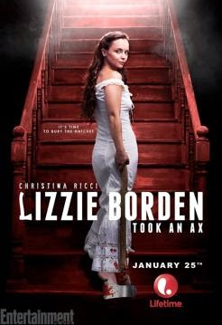 Lizzie Borden Took An Ax en Español Latino