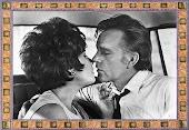 Elizabeth Taylor e Richard Burtonn