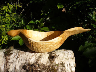 spoon carving first steps kuksa