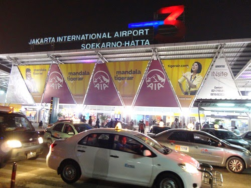 Soekarno Hatta International Airport Jakarta – Mine Home Cihampelas Hotel