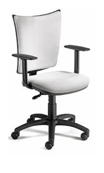 Sillas giratorias para oficina sillas giratorias adempo for Sillas altas giratorias para oficina