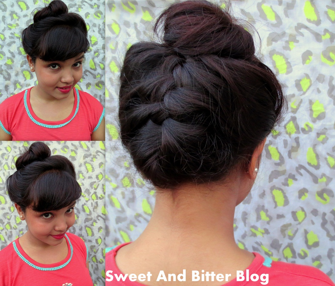 Indian French Braid Hairstyles