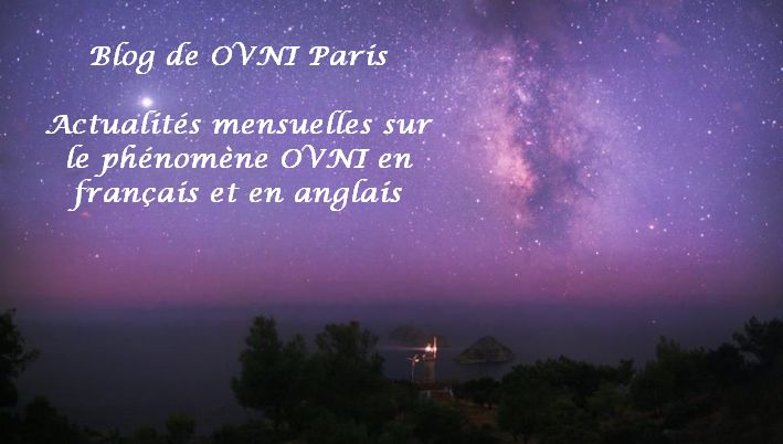 Blog de Paris OVNI
