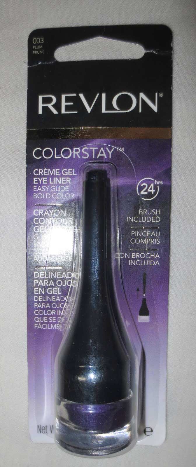 Revlon ColorStay Crème Gel Eyeliner in Plum