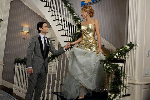 gossip girl boda serena
