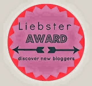 Liebster Award!!