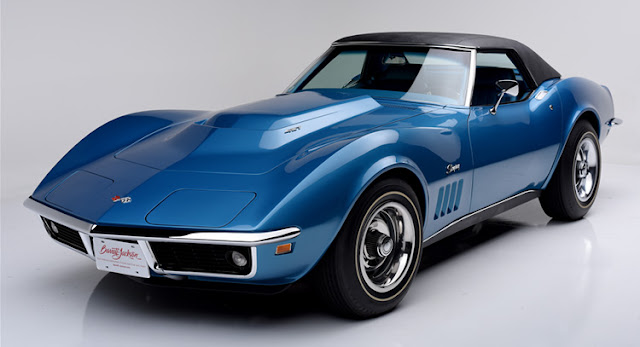 1969 Chevrolet Corvette L88 Convertible
