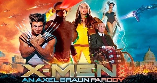 X-Men: An axel Bran parody