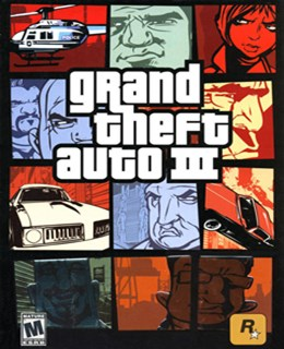 GTA III PC Box