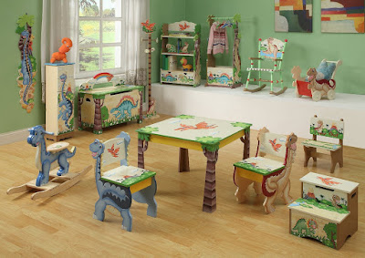 Dinosaur Themed Furniture