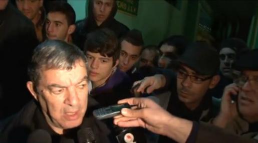 JS Kabylie : Hannachi annonce une énième démission