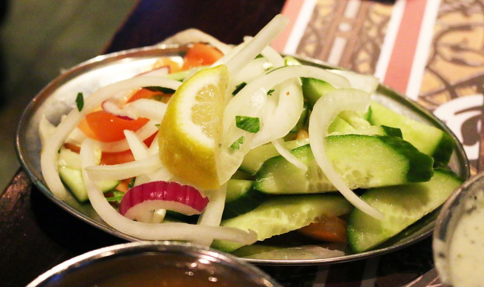 Tayyabs - Salad