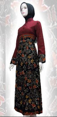 model-baju+batik+wanita+terbaru+muslim