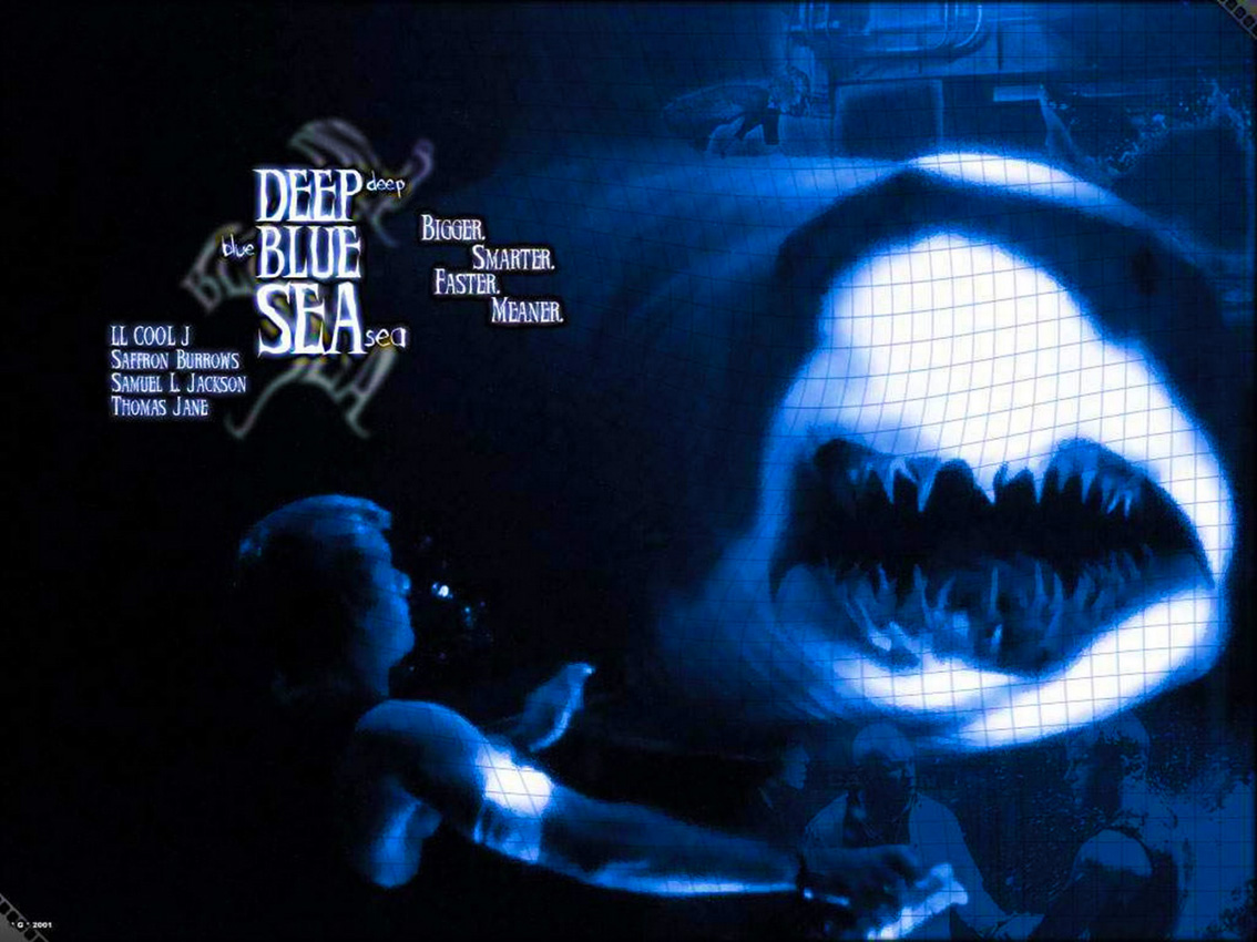 фильм тёмное синее море