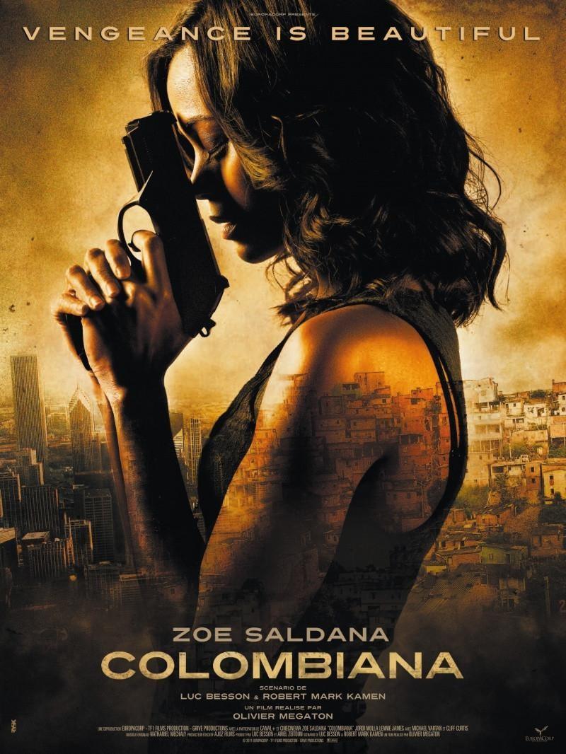 Colombiana película online en español gratis