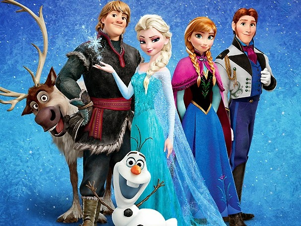 MOVIES: Frozen Fever - Animated Short Announced
