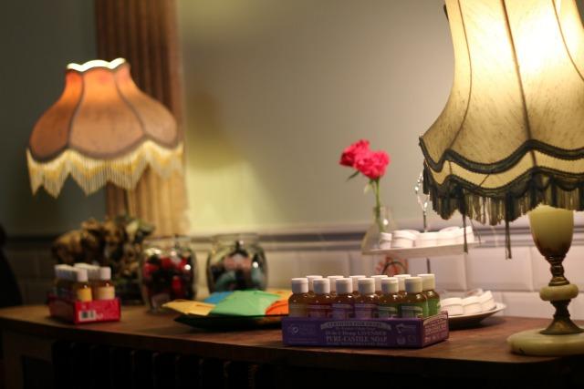 beauty, pick n mix, makeup, event, bloggers, tea party
