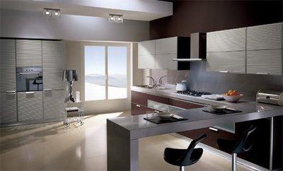 Muebles y estilos 2011 c a rif j 31106569 5 cocinas for Estilos de cocinas modernas