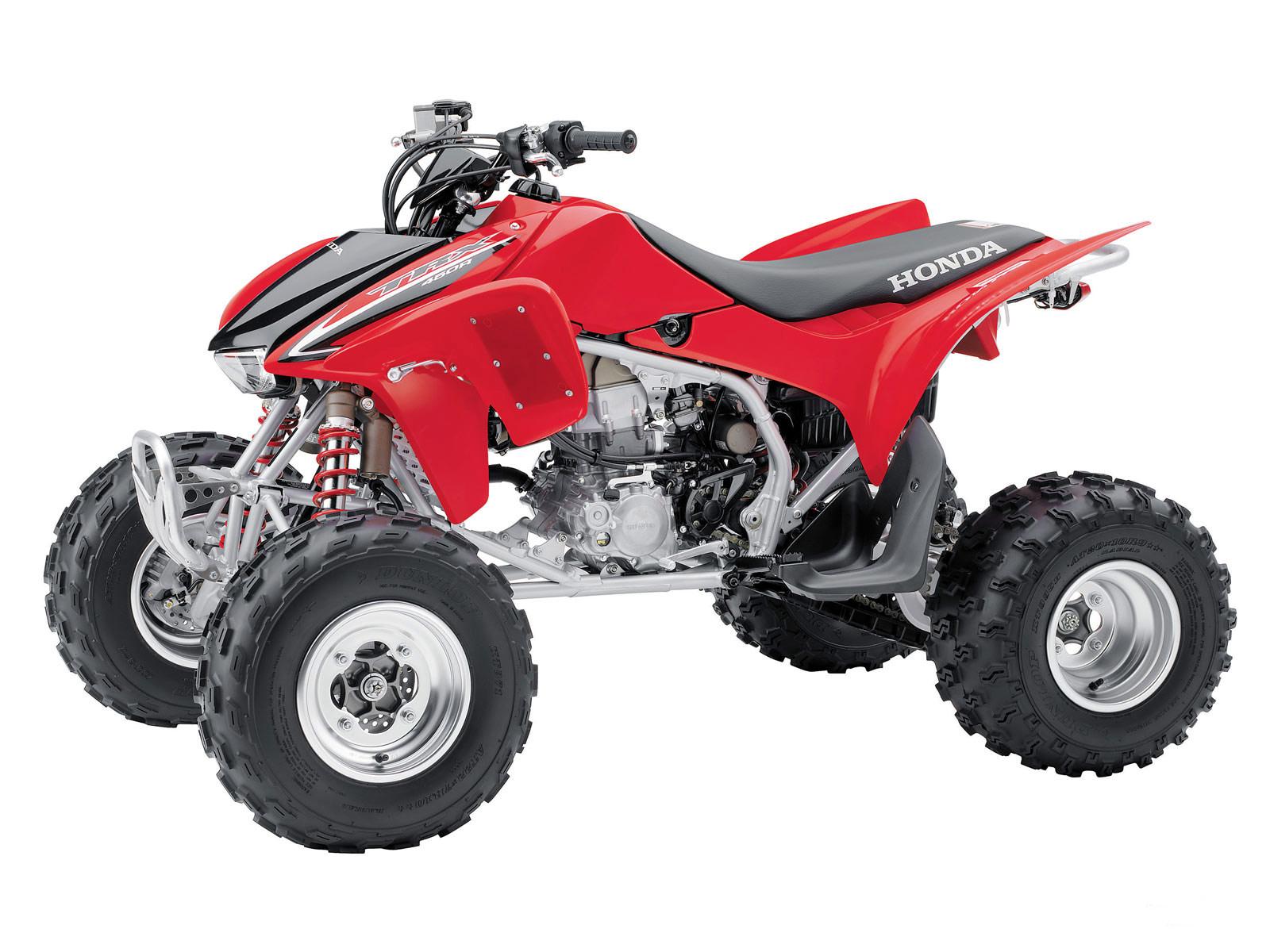 2008 HONDA TRX450R ATV pictures  specifications