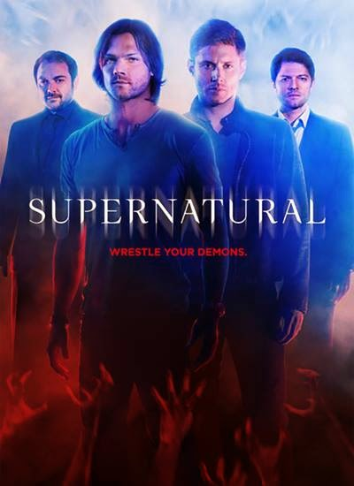 Supernatural 10 Temporada Completa 720p HD