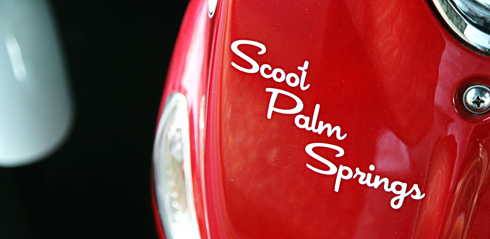 scoot palm springs ace hotel scooter rental