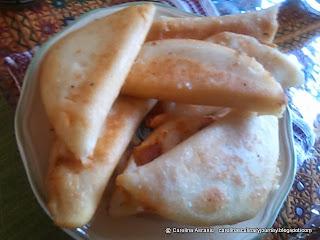 Empanadas - Turnovers (Venezuela)