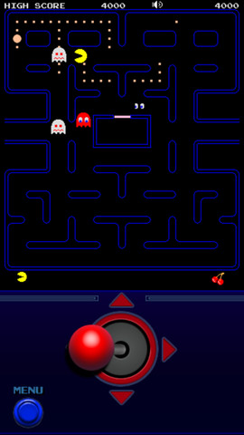 PAC-MAN Lite, iPhone Arcade Games  Free Download, iPhone Applications