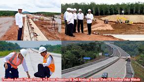 Ini Fakta, Jokowi Membangun Infrastruktur Hingga Jauh