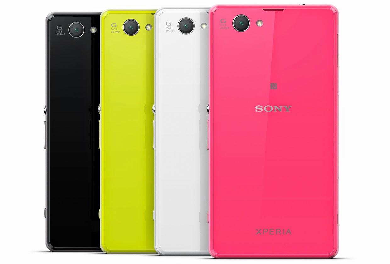 Harga Sony Xperia Z1 Compact D5503 Terbaru Agustus 2015