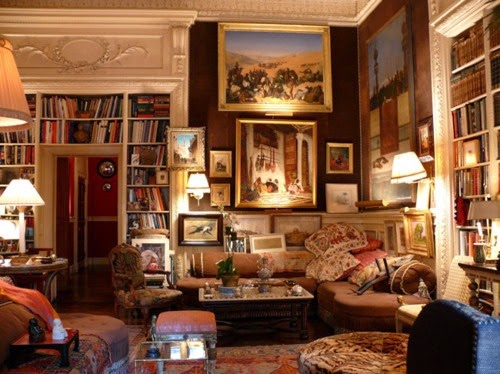eye for design decorate in ivy league preppy style
