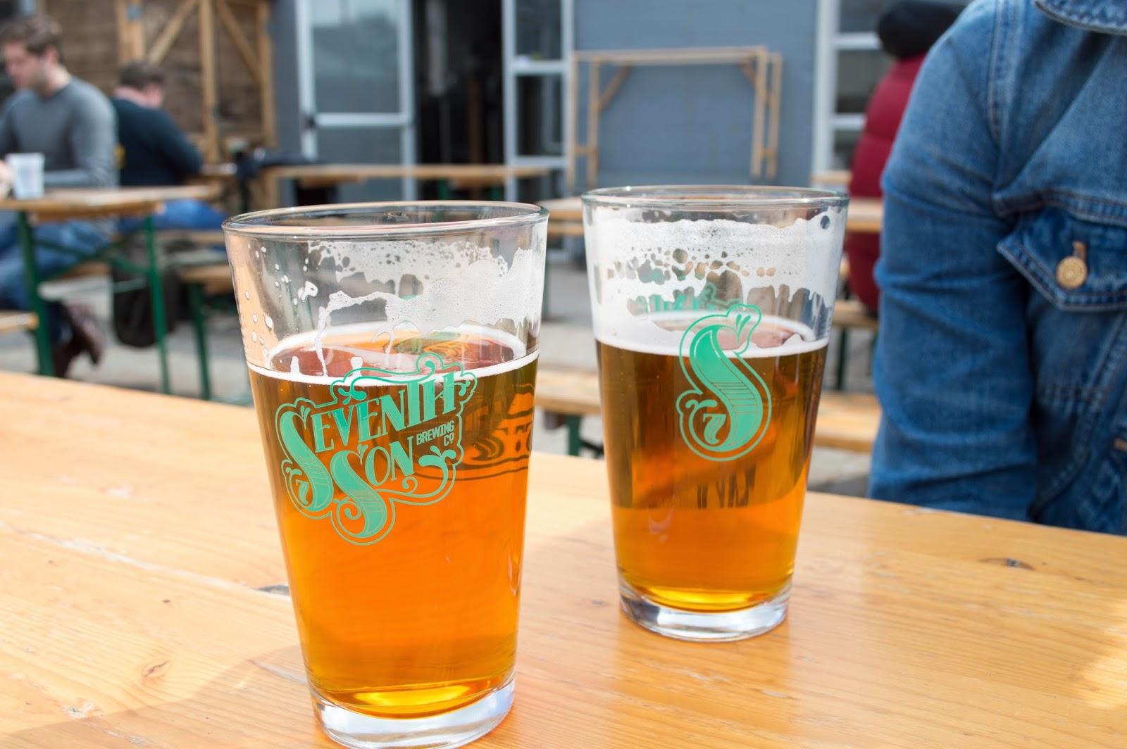 seventh son brewing company columbus ohio