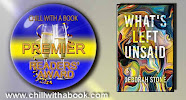 PREMIER Award for What's Left Unsaid by Deborah Stone