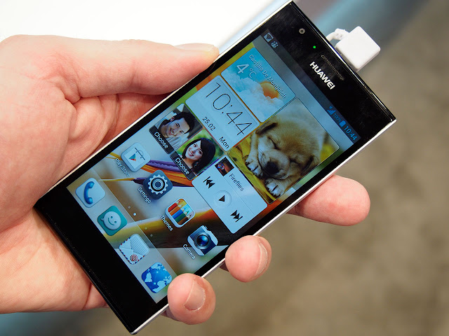 HUAWEI ASCEND P2 Android Smartphone New Mobile Phone Photos, Features Images and Pictures 14