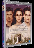 DVD de AMANHECER PARTE 1 (Duplo)