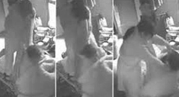 فيديو: اخفى كاميرا ليراقب زوجته .. فكانت الصدمة مؤلمة !