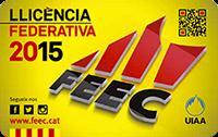 Llicències FEEC 2015