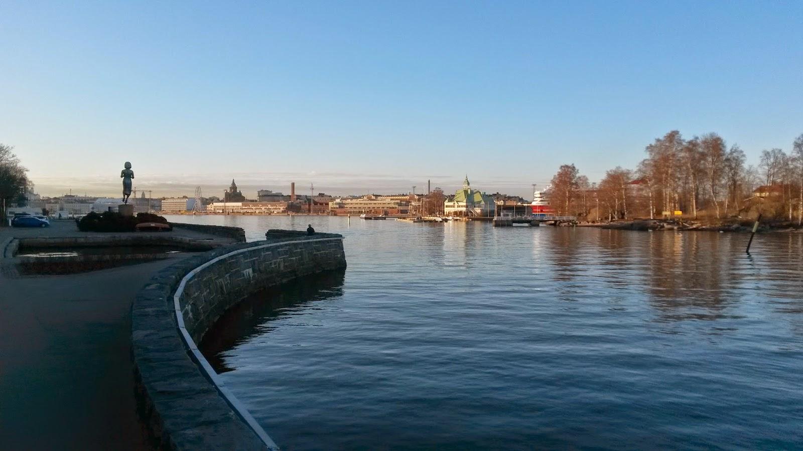 Helsinki waterfront, Finland