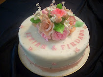 Wedding Cake for hantaran