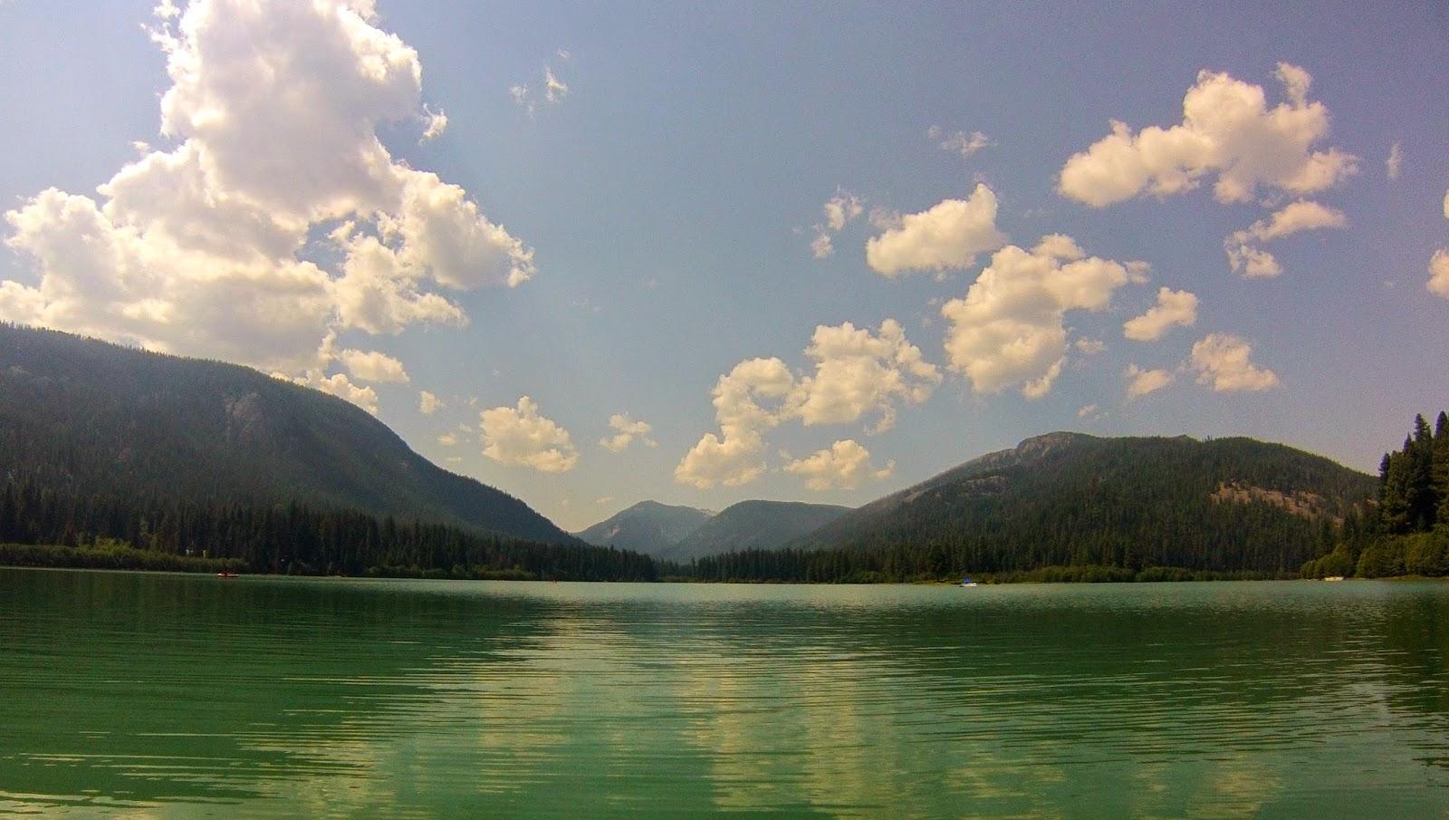 Floating clear lake wa camp jackalope for Clear lake