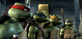 Ninja Turtles Secret Sewer Hideout Emerge Picture