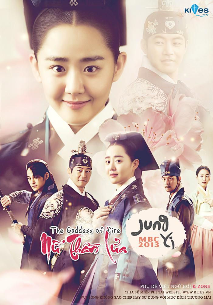 Nữ Thần Lửa Jung Yi - Godness Of Fire Jung Yi