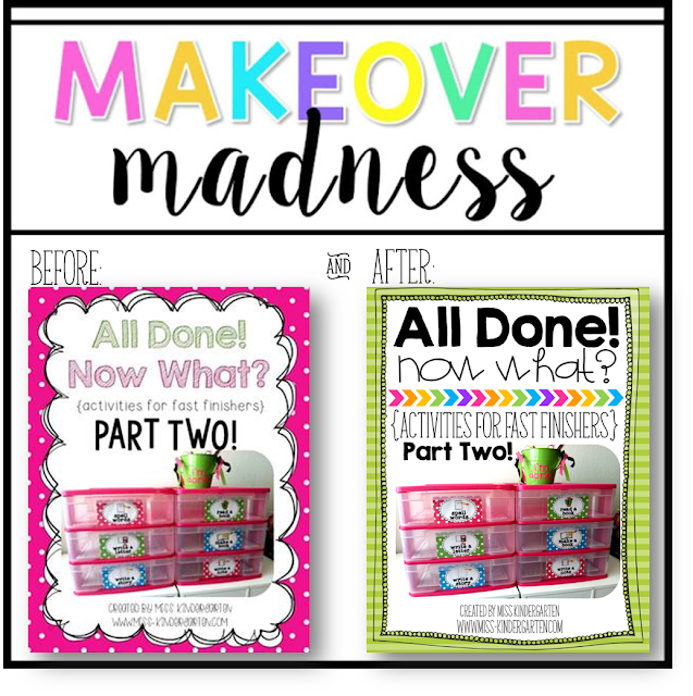 https://www.teacherspayteachers.com/Product/All-Done-Now-What-activities-for-fast-finishers-Part-Two-1014469