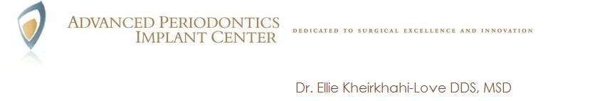 Dr. Ellie Kheirkhahi-Love DDS, MSD