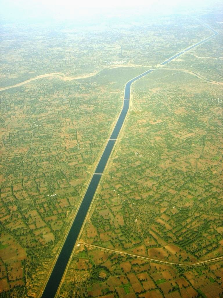 Narmada+canal