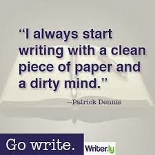 funny quotes about creative writing