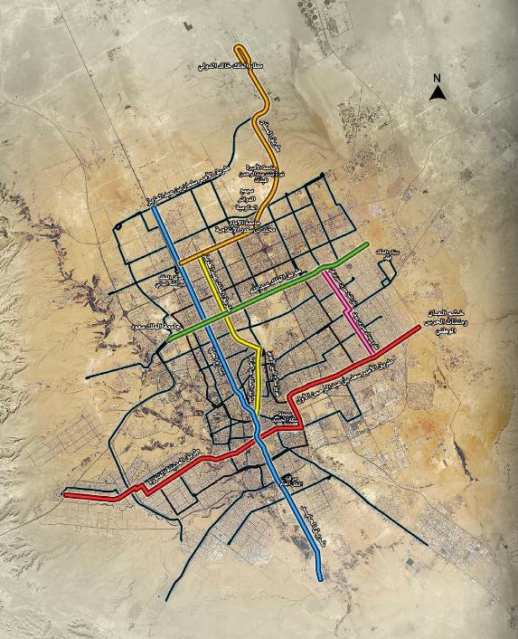 Metro+de+riyadh