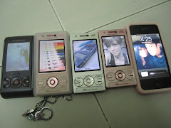 our phones♥