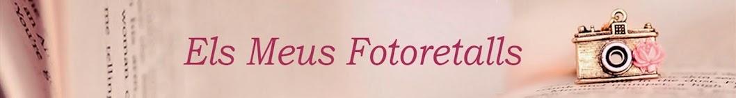 ELs meus fotoretalls