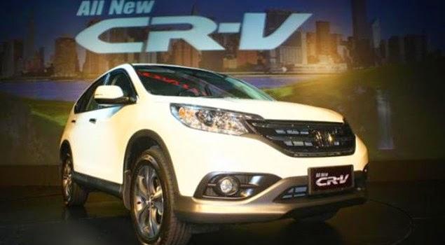 Honda CR-V Bagi Diskon Hingga Rp 20 Juta Jelang Pergantian Tahun